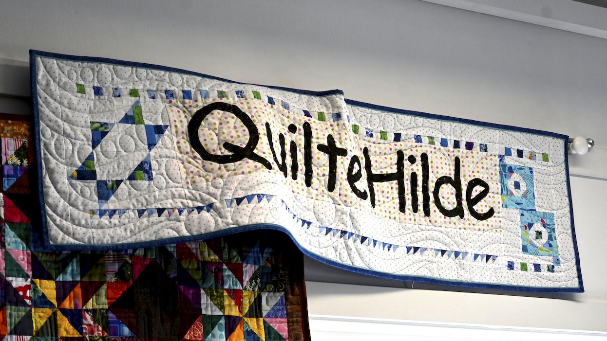 Quiltehilde-quilt